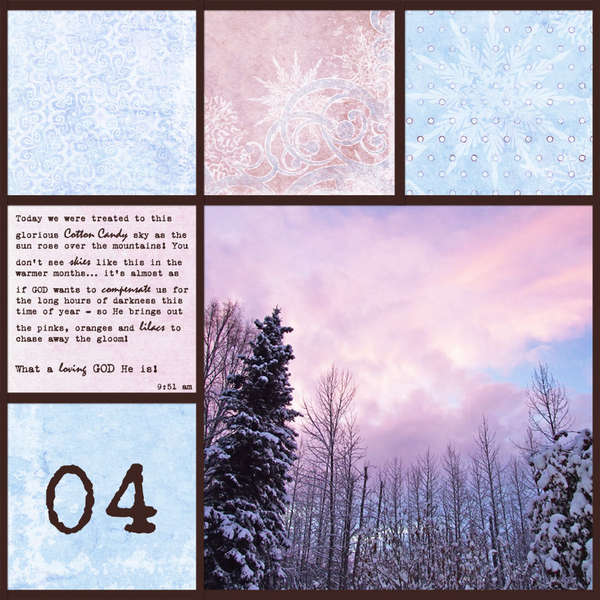 December 2008 PaD Album ~ page 4