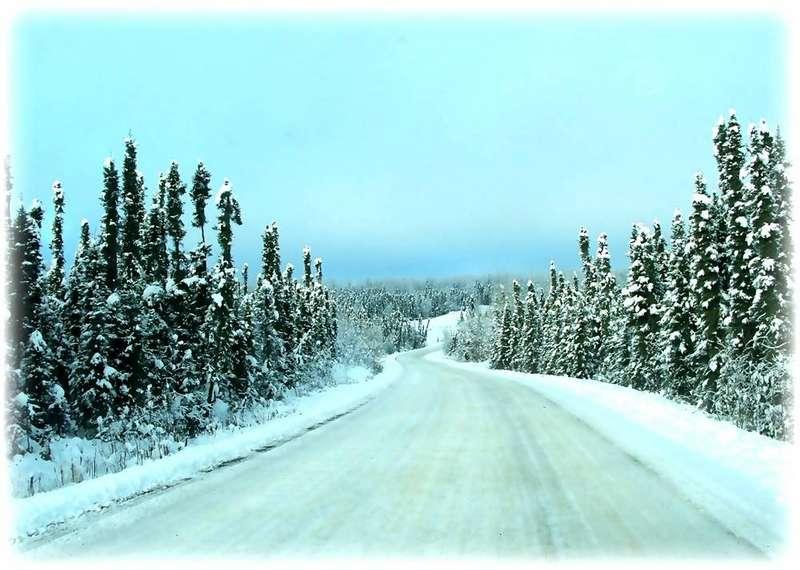 Winter in Alaska ~ 2006