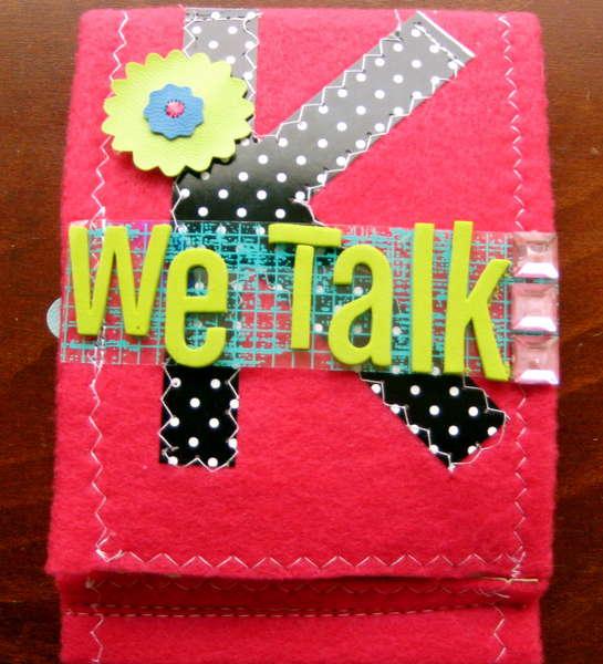 Kristie Mini Book Cover