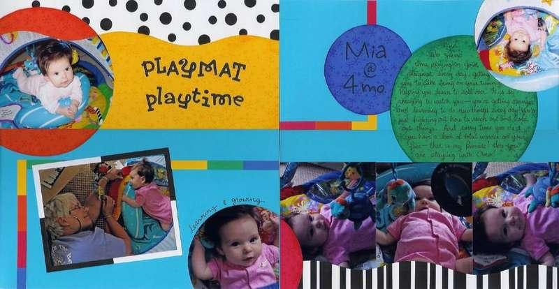 Playmat Playtime