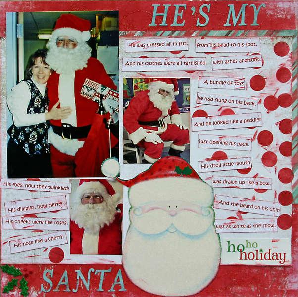 He's My Santa