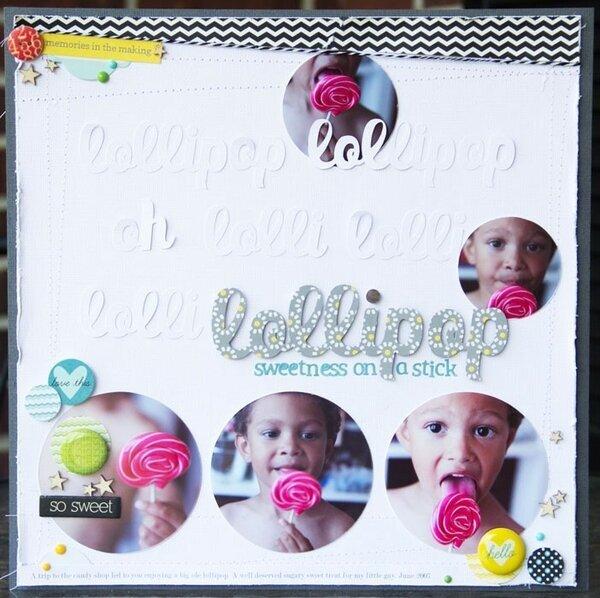 lollipop... {Lily Bee}