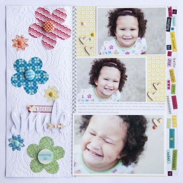 heart your smile {Lily Bee Designs}