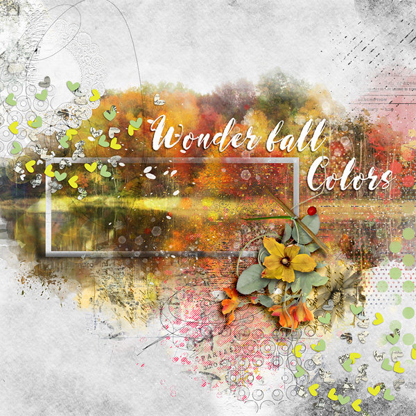 Wonder Fall Colors