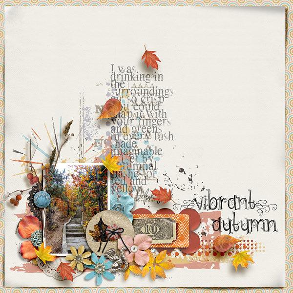 Vibrant Autumn