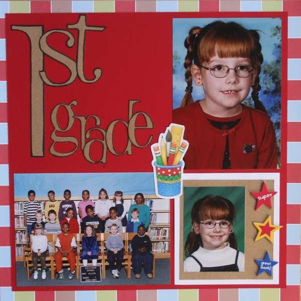 1st Grade 2000/2001