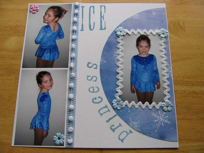 Ice Princess (left side- part one of two)