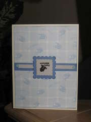 For Baby Nathaniel