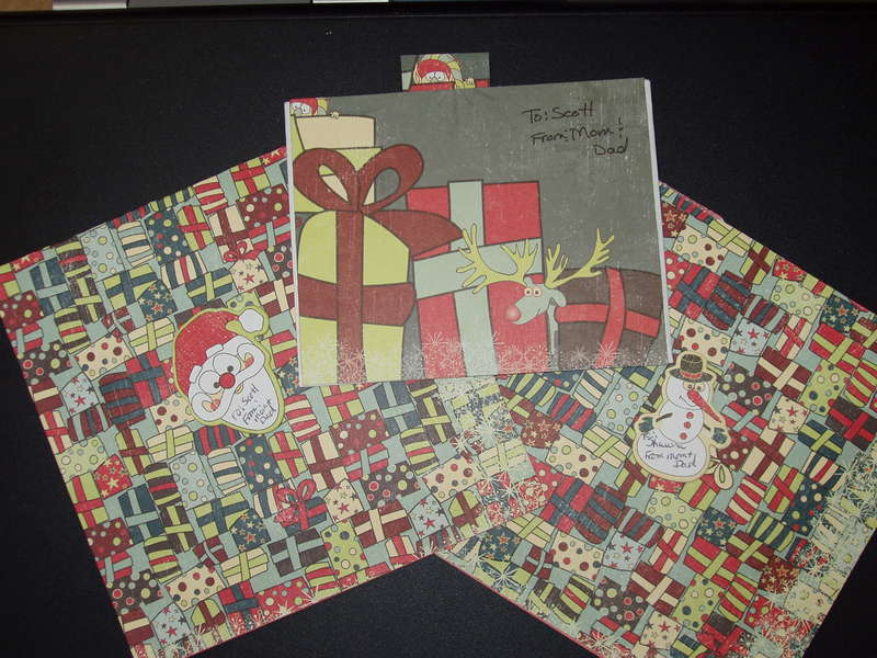 Gift Card Wrappers