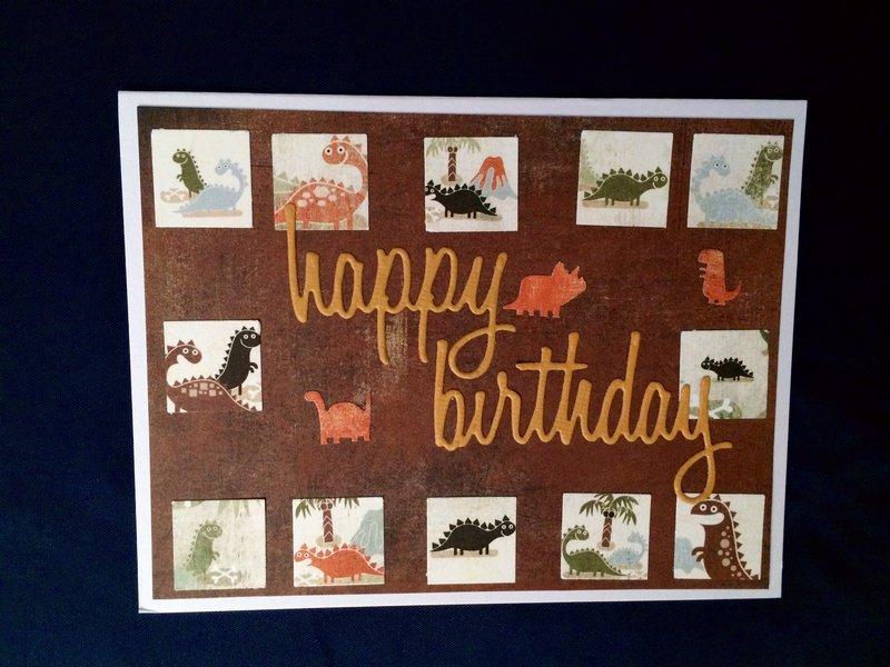 A Dino Birthday