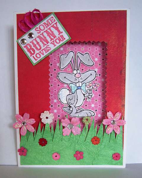 Sneak Peek of new images from TDS *Some BUNNY loves You