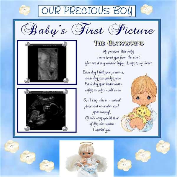 OUR PRECIOUS BABY BOY