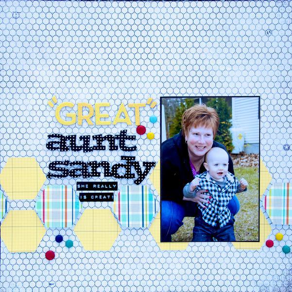 """Great"" Aunt Sandy"
