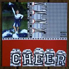Cheer **Scrappin' Sports & More**