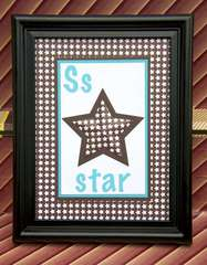 Ss is for Star **Scrappin' Sports & More**