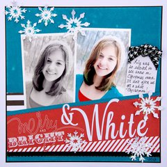 Merry & Bright & White **Core'dinations***