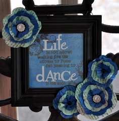 Dance in the Rain Frame
