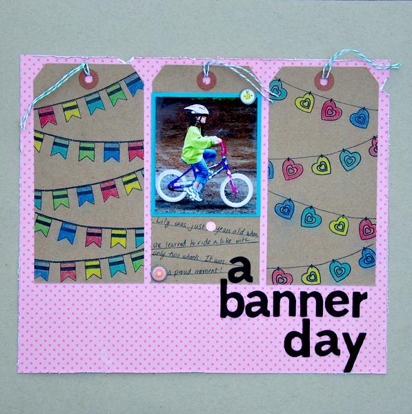 A Banner Day **Gel-a-tins**