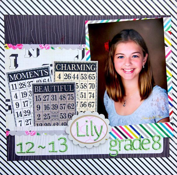 Lily~ Grade 8