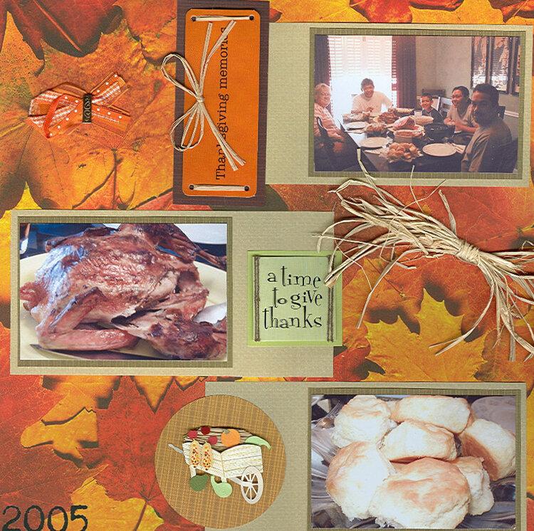 Thanksgiving 2005-2