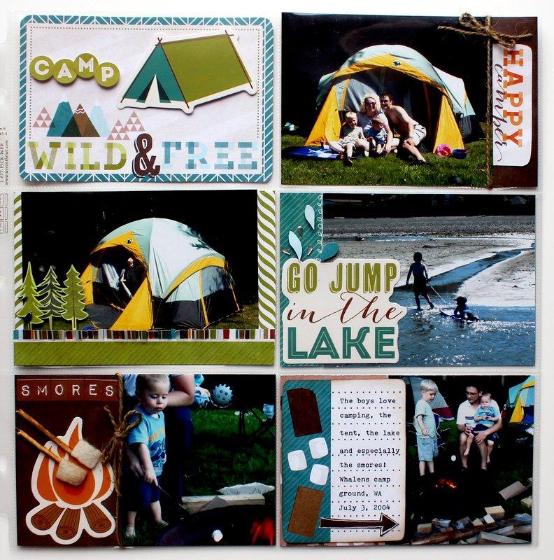 Camp Wild & Free