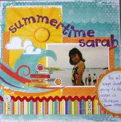 Summertime Sarah