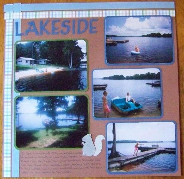 Lakeside left