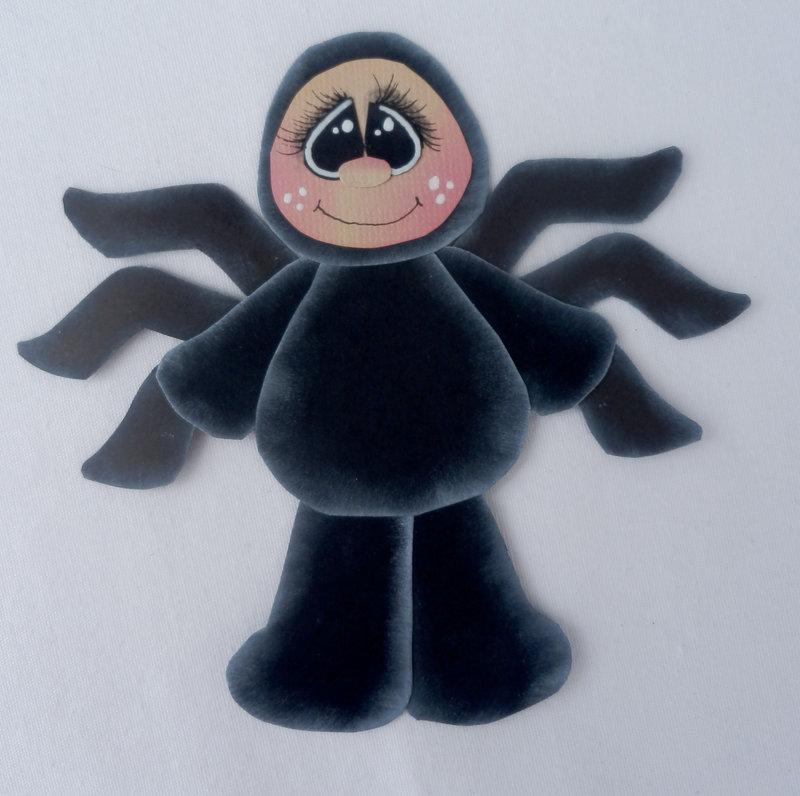 halloween embellishment - spider