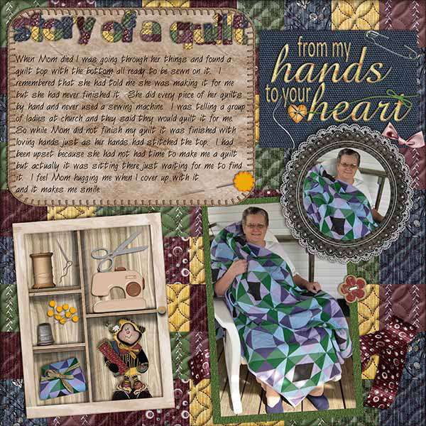 Story of a Quilt