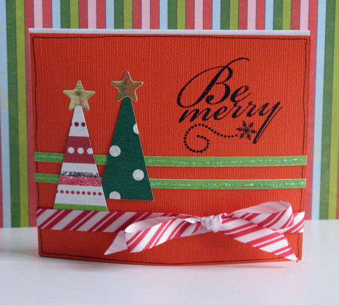 Be Merry Christmas Card
