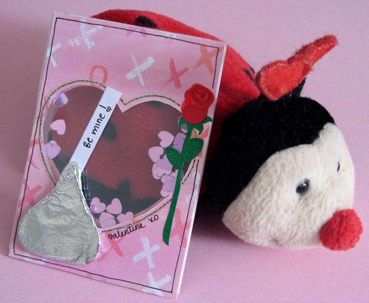 Valentine ATC for SBB