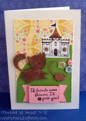 Card Amber made