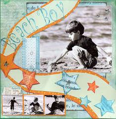 Beach Boy - Creating Keepsakes Oct. 2007