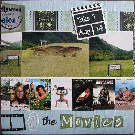 Hollywood at the Movies - R