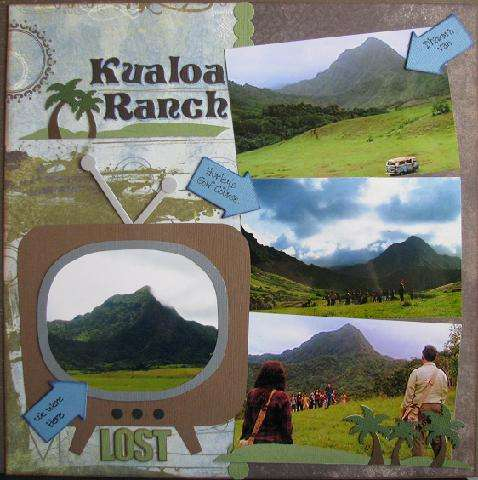LOST - Kualoa Ranch