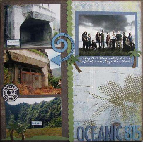 LOST - Oceanic 815