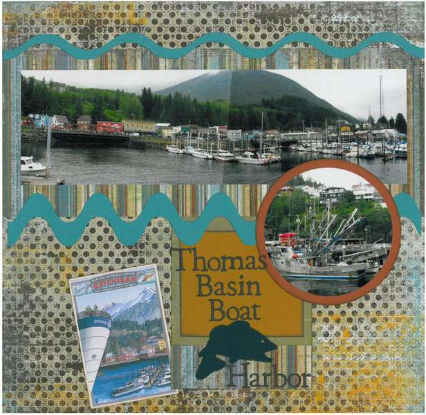 Thomas Basin Boat Harbor