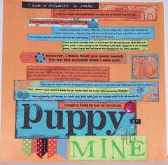 Puppy of Mine