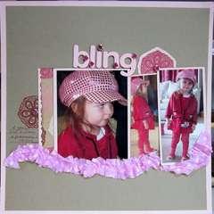 *bling*
