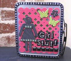 Girl Stuff *maya road tin*
