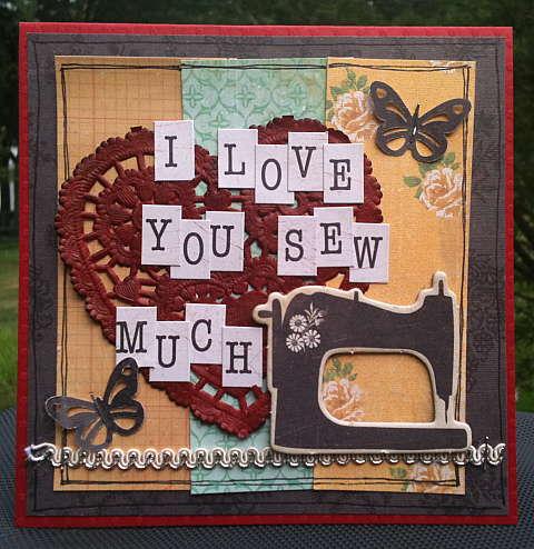 Sew much
