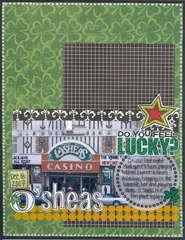 Lucky O'Sheas