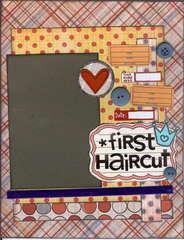 First Haircut *gift*