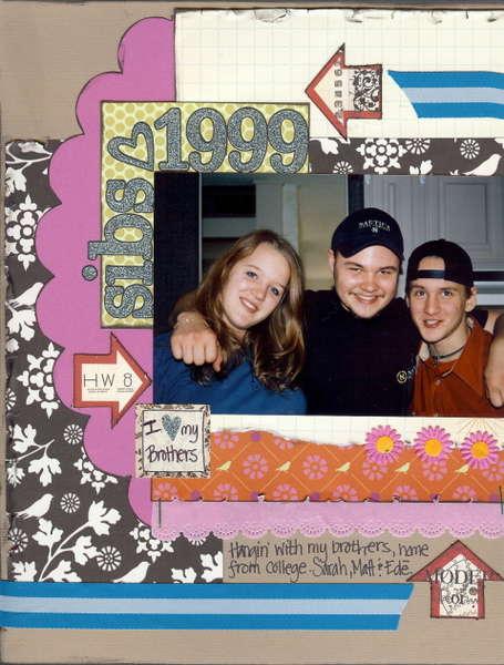 My sibs 1999