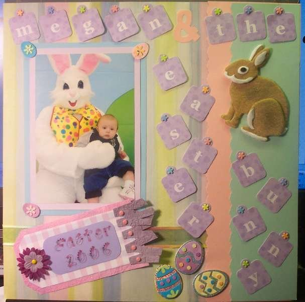 Megan & The Easter Bunny