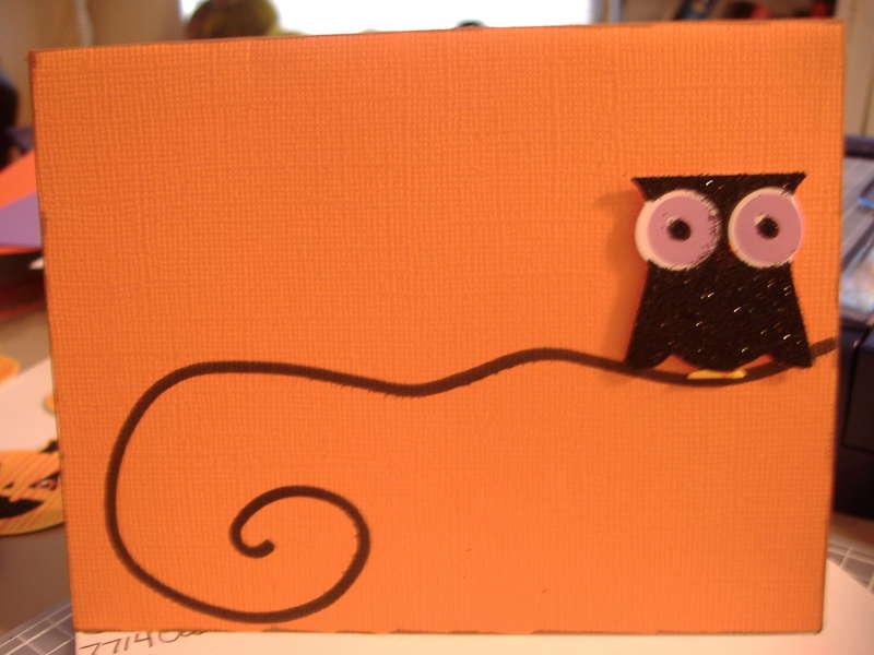 My Hooty Owl