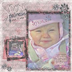 Princess Evelyn Faye