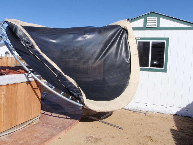 Wind Damage!!