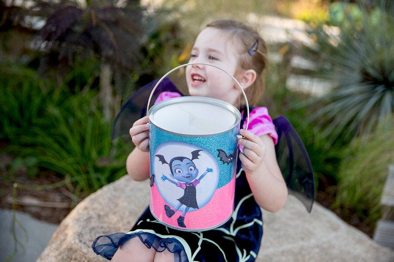 Fashion Buckets for Halloween