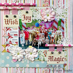 Wish, Joy, Magic (December Daily)